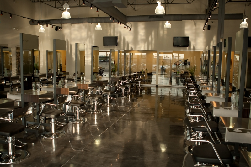 salons paul mitchell
